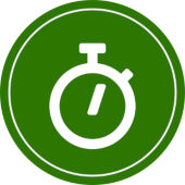 icon for SEO timing